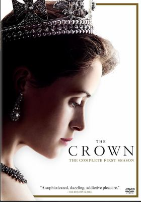 The crown. The complete first season Book cover
