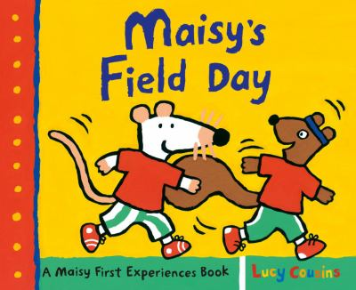 Maisy's field day Book cover