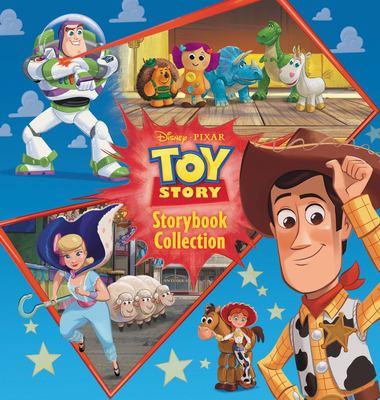 Toy Story storybook collection Book cover
