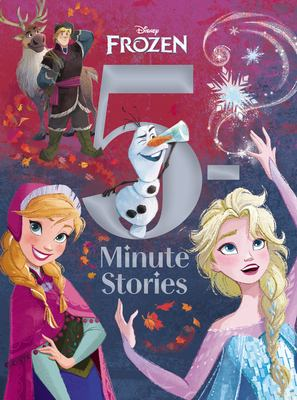Frozen 5-minute stories Book cover