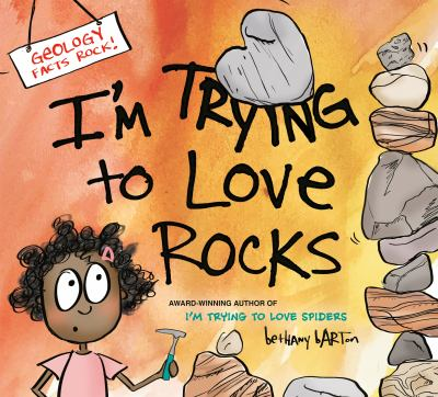 I'm trying to love rocks Book cover