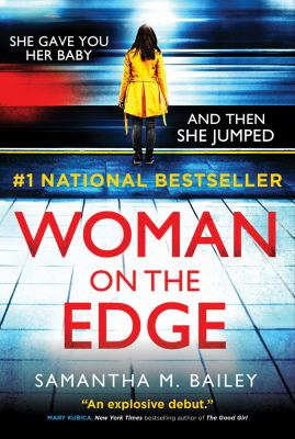 Woman on the edge : a novel Book cover