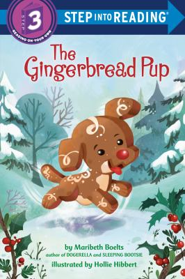 The gingerbread pup Book cover