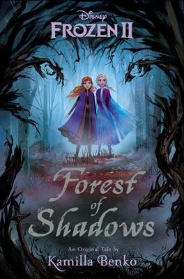 Forest of shadows Book cover