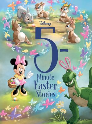 5-minute Easter stories. Book cover