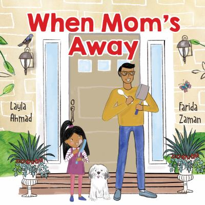 When Mom's away Book cover