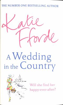 A wedding in the country Book cover
