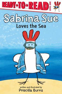 Sabrina Sue loves the sea Book cover