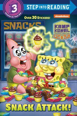 Snack attack! Book cover