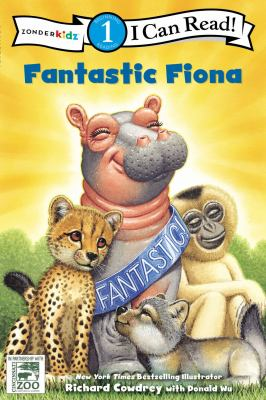 Fantastic Fiona : Level 1 Book cover