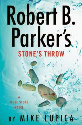 Robert B. Parker's Stone's throw Book cover