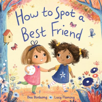How to spot a best friend Book cover