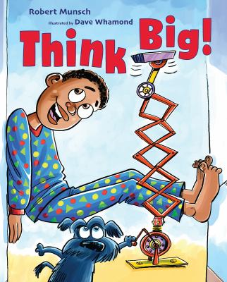 Think big! Book cover