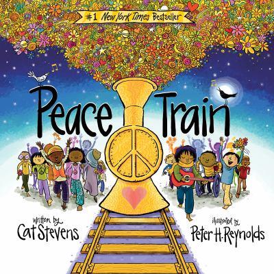 Peace train Book cover