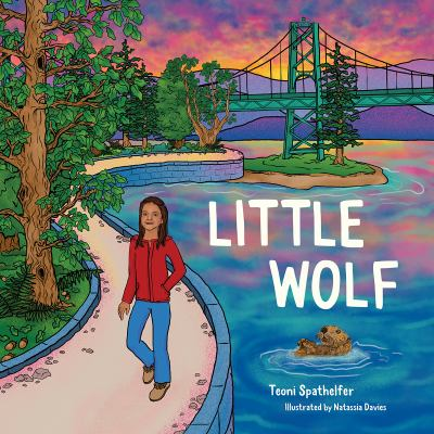 Little wolf Book cover