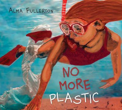 No more plastic Book cover