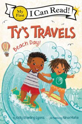 Beach day! Book cover