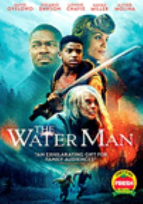 The water man. Book cover