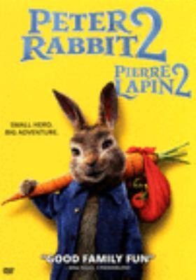 Peter Rabbit 2 Book cover