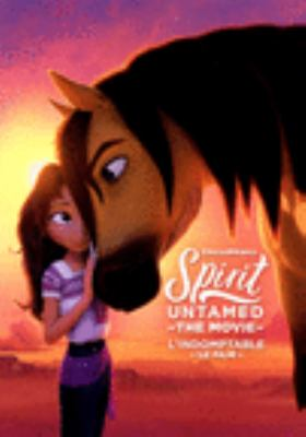 Spirit untamed Book cover