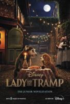 Lady and the tramp junior novel Book cover