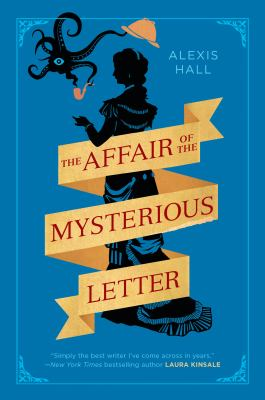 The affair of the mysterious letter Book cover
