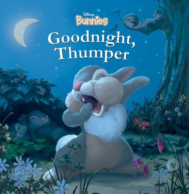 Goodnight, Thumper Book cover